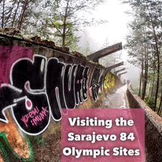 Off all the damage and destruction the Yugoslavian wars brought, none is more haunting than the Sarajevo 84 Olympic Sites remains. Read on for why.