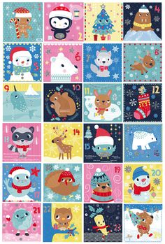 So here are all the picture together! Was so much fun doing these and a great, f… So here are all the picture together! Was so much fun doing these and a great, fun challenge to come up with a new image each day. Advent Calenders, Diy Advent Calendar, Holiday Calendar, Christmas Paper Crafts, Christmas Deco, Christmas Holidays, Christmas Countdown, Decorative Paper Crafts, Theme Noel