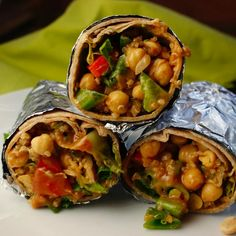 The Chopped Leaf's Bangkok Wrap with Evil Peanut Sauce Copycat Recipe | WHAT the HECK do I eat NOW Vegan Dinner Recipes, Delicious Vegan Recipes, Dairy Free Recipes, Healthy Recipes, Lunch Recipes, Wrap Recipes, Veggie Recipes, Vegetarian Recipes, Sweet Chilli Sauce