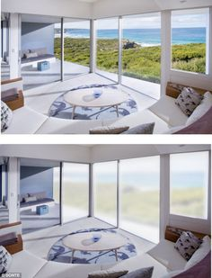Is this the end of curtains and blinds? New Wi-Fi enabled windows change transparency at the click of button