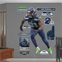 Seattle Seahawks Kam Chancellor Fathead Wall Graphic