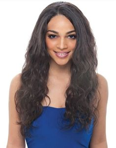 Janet Collection Brazilian Unprocessed Natural Hair Lace Wig NATURAL BODY >>> This is an Amazon Affiliate link. Learn more by visiting the image link.