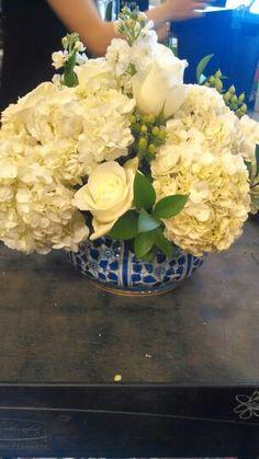 Hydrangeas roses stock Aug 15