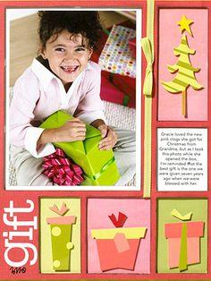 Pretty Present Page