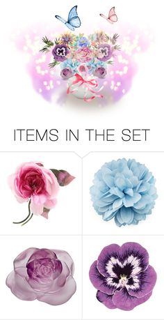 """""""Flowers for my Mom 🌸"""" by neesyrn on Polyvore featuring art"""