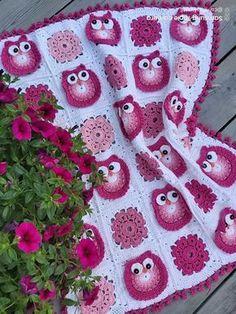 Crochet Baby Dress Free Pattern, Chevron Crochet Patterns, Baby Afghan Crochet, Manta Crochet, Crochet Squares, Crochet Blanket Patterns, Free Crochet, Crochet Fox, Crochet Afgans