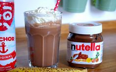 Recipe: Banana and Nutella Smoothie
