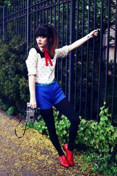 Fashion blogger: jaglever