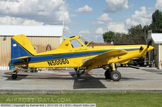 N50060, 1998 Air Tractor Inc AT-402A C/N 402A-1055, This aircraft flies around 700 hours a year!