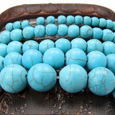 4MM 6MM 8MM 10MM 12MM Bulk Natural Green Turquoise Stones Round Spacer Loose Beads For Necklace Bracelet Charms Jewelry Making //Price: $8.00 & FREE Shipping // Get it here ---> http://bestofnecklace.com/4mm-6mm-8mm-10mm-12mm-bulk-natural-green-turquoise-stones-round-spacer-loose-beads-for-necklace-bracelet-charms-jewelry-making/    #best_of_Necklace