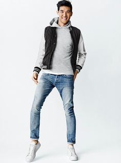 GQ x Gap 2014 Best New Menswear Designers In America Collection
