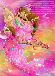 Fairy of Nature by Galistar07water.deviantart.com #WinxClub