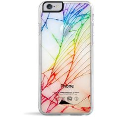 3109dd4a0f0 Zero Gravity  Cracked Out  iPhone 6 Plus Case New