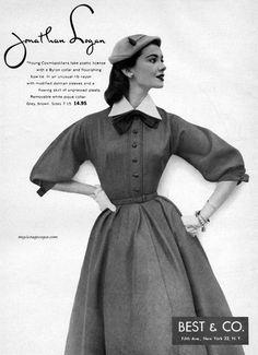 Patsy Shally / Jonathan Logan 1952