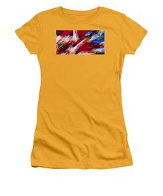 Women's T-Shirt (Junior Cut) - Abstract 0713