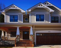 Craftsman Style Design, Pictures, Remodel, Decor and Ideas - page 9