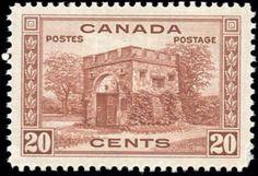 Canada #243, VF, MNH
