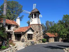Amy Strong 'Mt Woodson' castle.