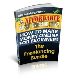 An Introduction To The Affordable #Freelancing Mini #Course #internetmarketing