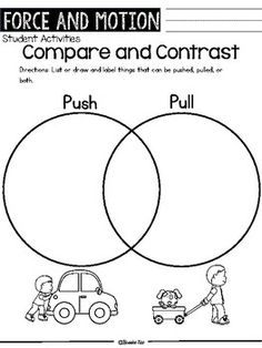 Image result for 2nd grade compare and contrast worksheets