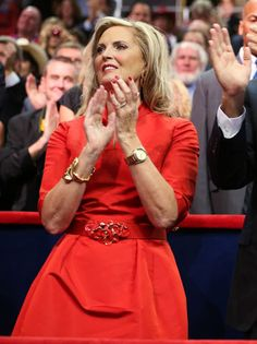 Ann Romney to fill in for Robin Roberts on 'Good Morning America'; ABC News is also in talks with First Lady Michelle Obama. (The Hollywood Reporter; photo: Getty Images)