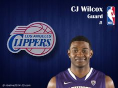 CJ Wilcox - Los Angeles Clippers - 2014-15 Player