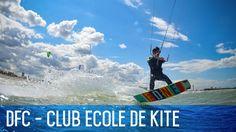 Le DFC, un Club Ecole de Kite pour apprendre le Kitesurf et pratiquer en toute sécurité ! Venez découvrir nos nombreux avantages : http://dfc-kiteboarding.fr/ecole/