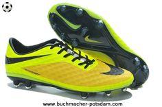 half off 96b81 d6b14 Cheap Phantom FG Nike Hypervenom (Yellow Black Volt) 2014 Soccer Cleats  Soccer