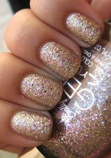 nude glitter #nails #formalapproach