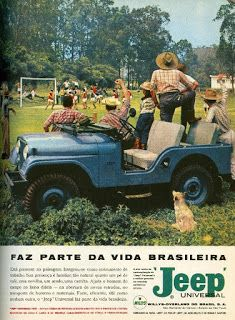 GASOLINE BROTHERHOOD: GASOLINE MEDIA - ANÚNCIOS DE CARROS ANTIGOS