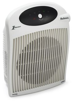Holmes Bathroom Heater W Electronic Thermostat Multicolor