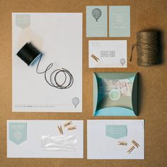 new logo design & stationery for wedding photographers in portugal - lounge fotografia, by hello twiggs