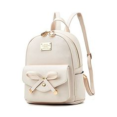 fd3939a1f738 online shopping for Fayland Women Teens Girls Leather Backpacks Purses  Convertible Shoulder Bag from top store. See new offer for Fayland Women  Teens Girls ...