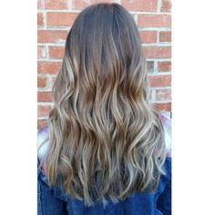Blonde Balayage Ombre by Jess Wood at Beyond the Fringe in Hillsborough NJ