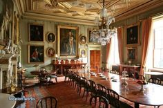 Private Dining Room. Syon House