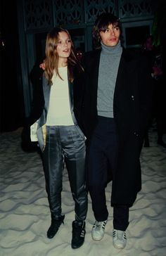 Kate Moss in the '90s: Classic Outfits That Still Work Today via @WhoWhatWearUK