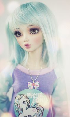 Lol is it weird to get hair inspo from a doll?