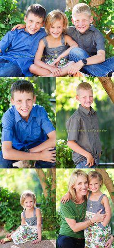Cute kid poses!