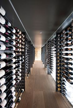 wine cellar by paul mcaneary architects