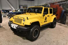 130 Jeeps Of Sema 2015 - Photo 158200211 - We Found Hundreds Of Jeeps At The 2015 SEMA Show