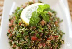 Tabulé (auténtica ensalada libanesa) » lapalmerarosa