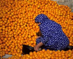 Vivere a colori: I colori del mondo: Marocco