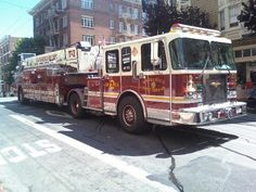 Truck 2 - San Francisco Fire Department