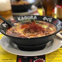 El último mes para degustar nuestro ramen de temporada Tantanmen de #ramenkagura #Repost @japonko with @get_repost