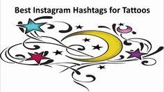 Best Instagram Hashtags, Most Popular Hashtags, Top Tags, Tattoos, Youtube, Tatuajes, Tattoo, Tattoo Illustration, Irezumi
