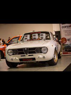 GTAm replica Alfa105 Bertone