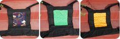 Make your own Mei Tai Carrier with interchangable panels to go with every outift!!