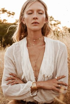 WESTERN BLUES - Fall '16 – The2Bandits The2Bandits Western Blues is inspired by dusty roads, deep blue skies, and golden fields. Shot in Sonoma County, featuring dainty gold lariat necklaces, turquoise and opal ring sets, and statement chokers. Get lost during golden hour and explore the soul of the west in our new collection. #2bwesternblues #the2bandits