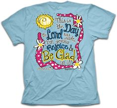 Small - 2X JTBliss Graphic Womans This Is The Day the Lord Made T-Shirt - JTbliss