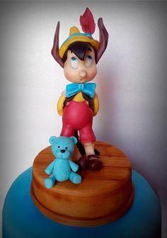 Pinocchio - Cake by giada